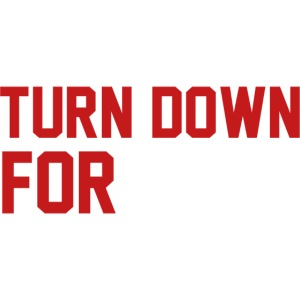 Turn Down for Watt