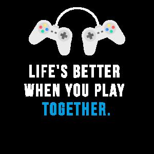 Gamer Gaming Video Spiele Konsole Controller Spiel