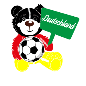 Teddy Fußball Europameister