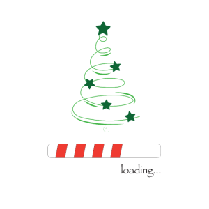 xmas loading christmas weihnachten