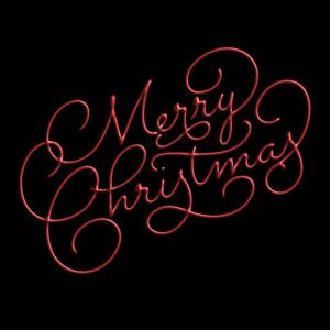 Merry Christmas Frohe Weihnachten Heiligabend