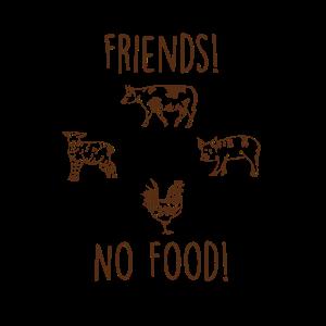 Vegetarier - Tierschutz - Fleischlos