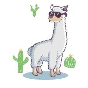 Ready For The Alpacalypse - Funny Llama Lover Gift