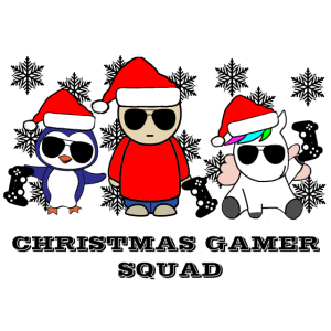 Weihnachten Gaming - Gaming Crew Gaming Squad
