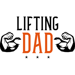 lifting dad