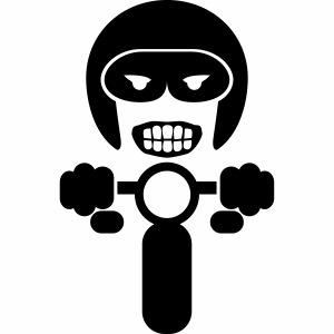 Motorcycle rider 2
