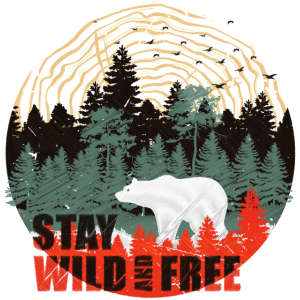 Wild & Free (Bär) 01