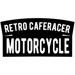 Retro Caferacer Motorcycle