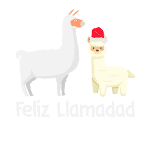Feliz Navidad Llamadad Weihnachten