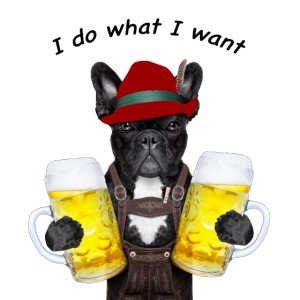 FrenchBulldog Barman