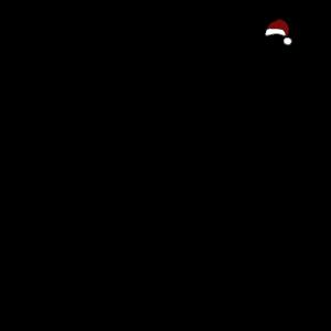 Weihnachtsmotiv Baby Kind -Dear Santa Wunschzettel
