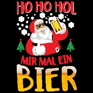 Ho Ho Hol mir Mal ein Bier