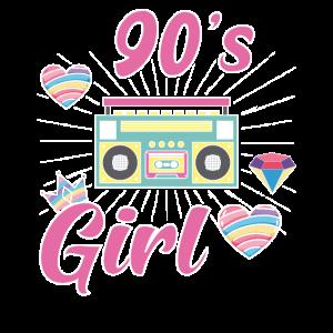 90s Girl Vintage