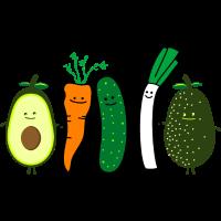 Gemüsefreunde