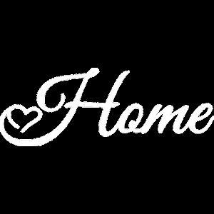 Home mit Herz