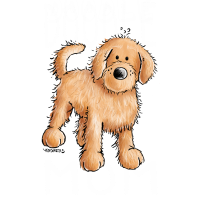 Doodle Mom - Frauchen - Hund - Comic