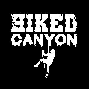 Hiked Canyon Bergwandern Bergwanderung Canyoning