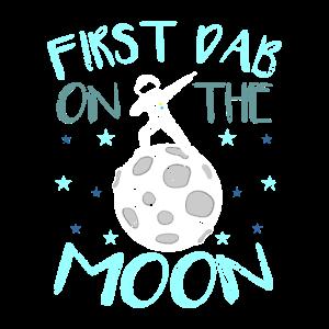 Mondlandung Mond Tupfen Betupfen
