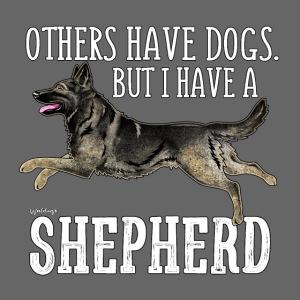 GSD Shepherd Dogs