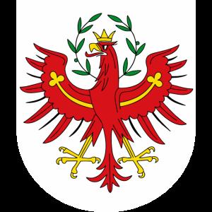 Tirol, Tiroler Adler mit Hintergrung