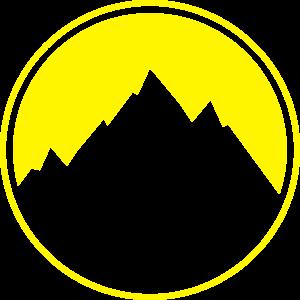 mountains icon berge