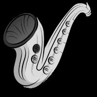 Saxofon Grau / Saxofon