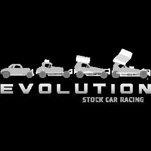 Evolution Stock Car Racing von 1955 bis 2020