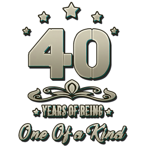 40.Geburtstag - 40 Jahre alt Geschenk