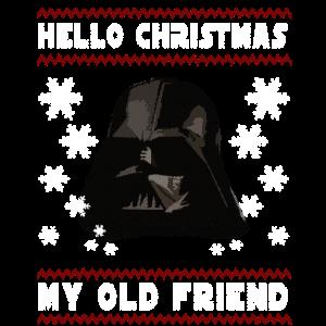Hallo Weihnachten mein alter Freund Ugly Christmas