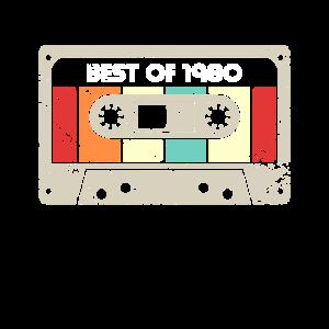 1980 Cassette Kassette Vintage