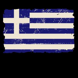 Greece Flag - Griechenland Flagge