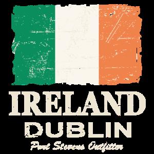 Ireland Flag - Irland Flagge