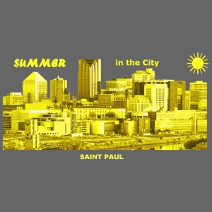 Summer City Saint Paul Minnesota