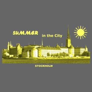 Summer City Stockholm Schweden