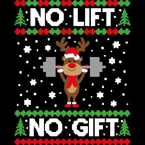 No lift no gift - Brodolf
