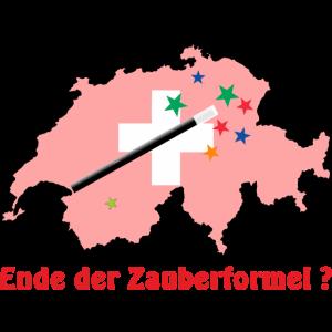 Schweizer Zauberformel