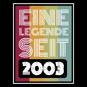 Eine Legende seit 2003