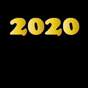 2020 Gold Retro