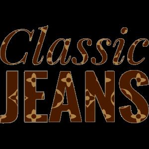 klassische Jeans von Lecia