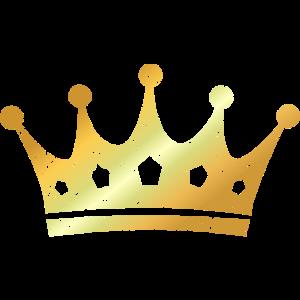 Krone (Goldgelb)