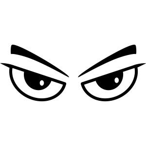 Böse Augen - Gut, dass Blicke nicht töten können