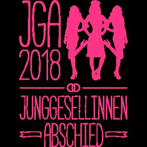 jga 2018 junggesellinnen abschied