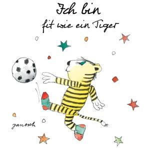 Janosch Fit Wie Der Kleine Tiger Fußball