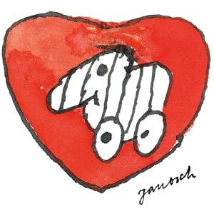 Janosch Tigerente Großes Rotes Herz