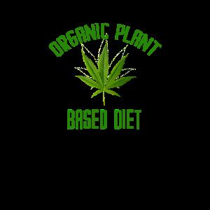 Bio-Diät auf pflanzlicher Basis