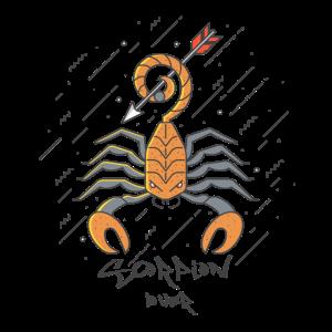 Skorpion-Liebhaber
