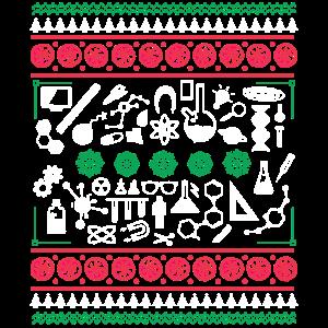 Lustige Wissenschafts-Weihnachtsgeschenke