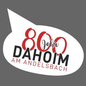 Dahoim am Andelsbach - SCHWARZ