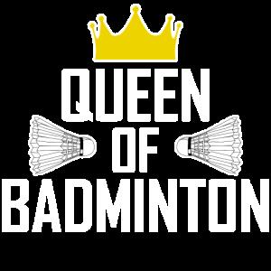 Queen of Badminton