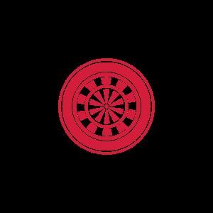 darts design target